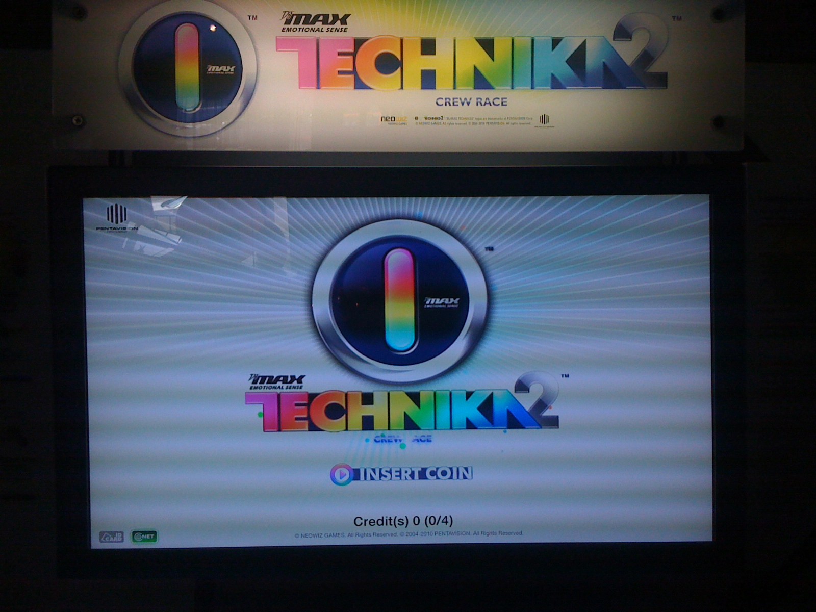 8 on the Break - DJMAX Technika2